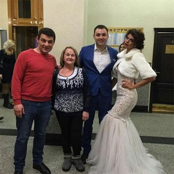 Свадьба Алианы и Александра Гобозовых