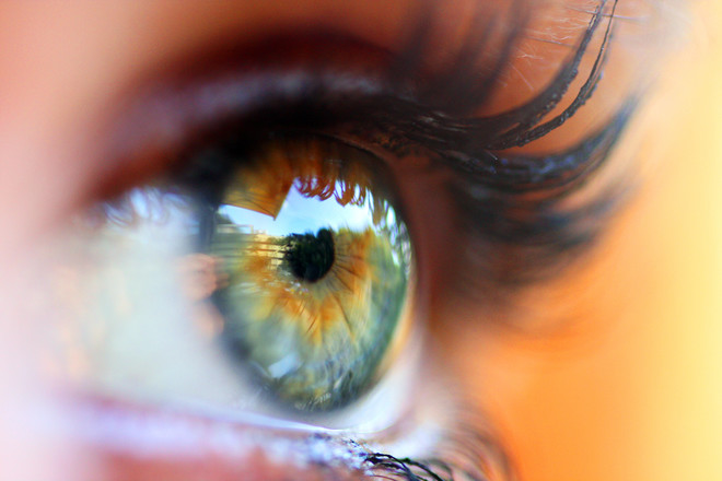 Что делать если мошка укусила в глаз
