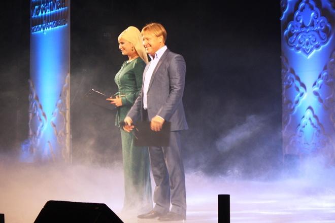 Церемония закрытия КМФМК-2015