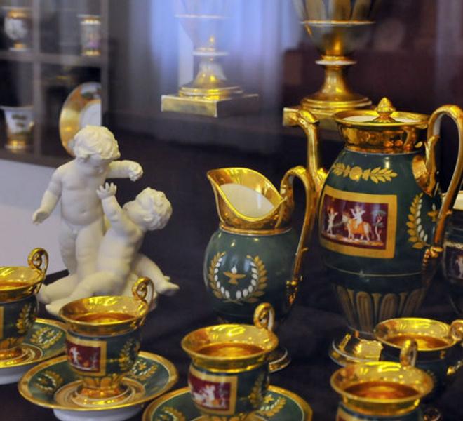 выставка, чай, кофе, шоколад
