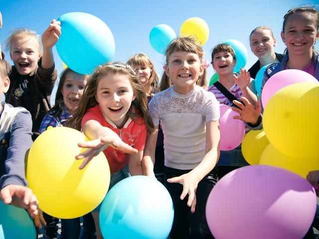 День защиты детей в Сургуте