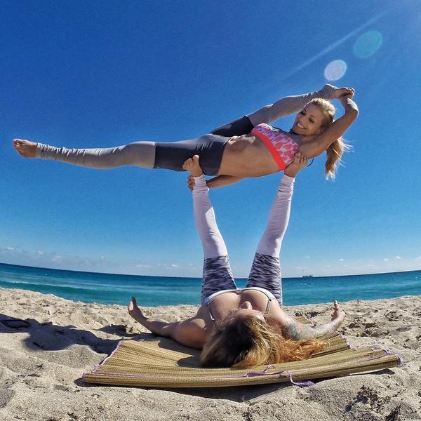 ВСТАЛА В ПОЗУ: 7 мотивирующих йога-аккаунтов | галерея [2] фото [5]
