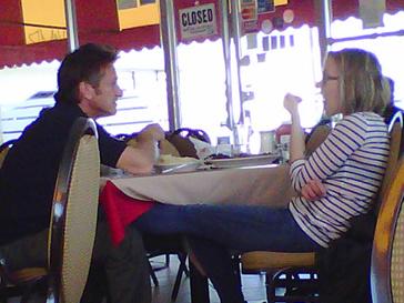 Скарлетт Йоханссон (Scarlett Johansson) встречается с Шоном Пенном (Sean Penn)