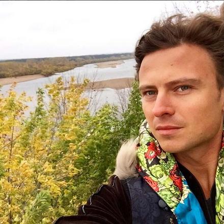 «Вид на реку Вятку» – подписал снимок Прохор