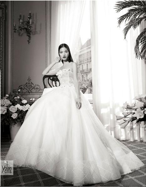 ЗАМУЖ НЕВТЕРПЕЖ: 10 самых красивых свадебных коллекций сезона | галерея [8] фото [3]
