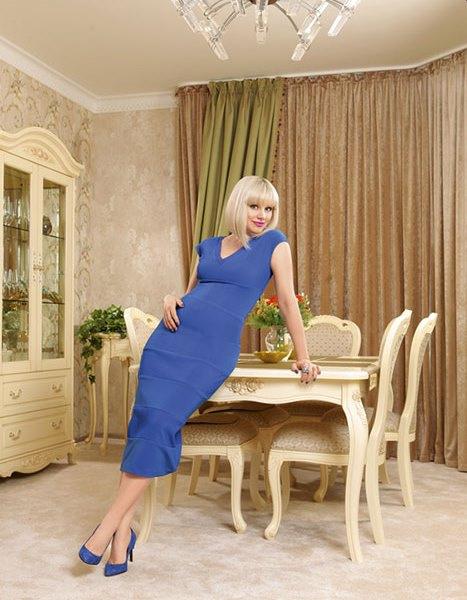 Эстрадная певица Натали родила 3-го ребенка