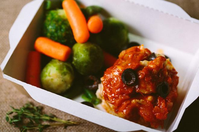 Grow Food: здоровое питание, готовые блюда на 7 дней со счетчиком калорий