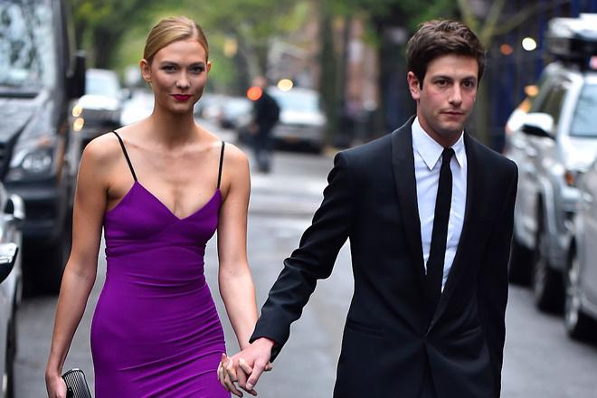 Популярная  супермодель вышла замуж задеверя Иванки Трамп
