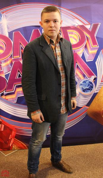 Андрей Недорезов, кастинг «Comedy Баттл», фото