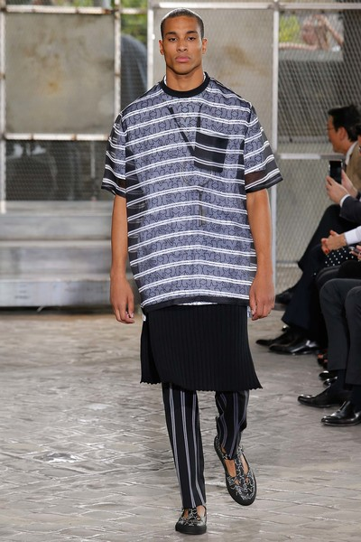 Неделя мужской моды в Париже: лучшие показы | галерея [4] фото [19]