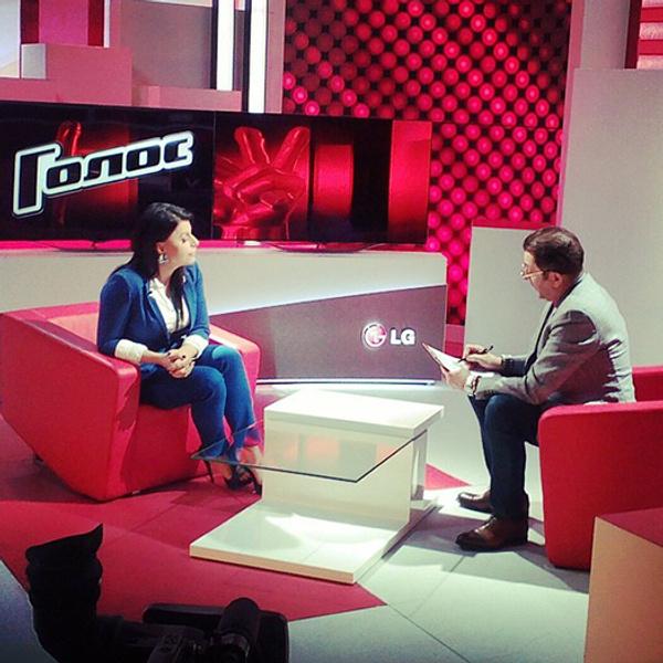 Шоу Голос 4 сезон Рената Волкиевич нокаут видео фото подробности