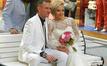 Домнина и Костомаров тайно поженились еще весной