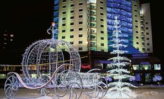 В Сургуте построят 5 снежных городков