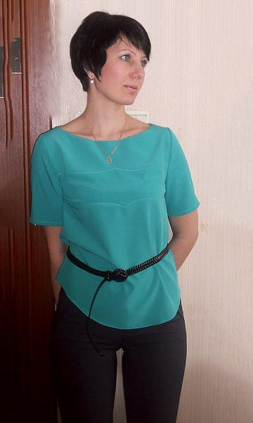 Елена Леонова, товаровед, фото