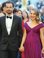 Натали Портман (Natalie Portman) и Бенджамен Милльпье (Benjamin Millepied)