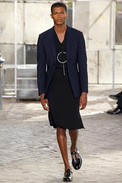 Неделя мужской моды в Париже: лучшие показы | галерея [4] фото [36]
