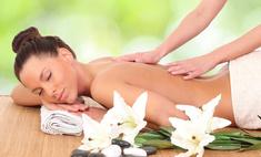 Техника лечебного массажа спины и позвоночника