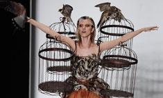 Российская Неделя моды весна-2014: день четвертый