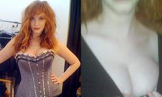 Интимные снимки Кристины Хендрикс попали в интернет