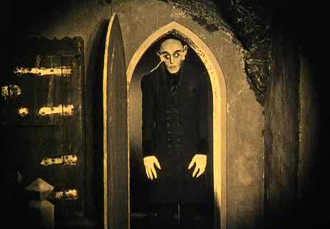 Первый фильм о вампирах