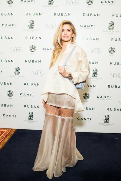 Показ осенне-зимней коллекции Ruban на Mercedes-Benz Fashion Week RussiaПоказ осенне-зимней коллекции Ruban на Mercedes-Benz Fashion Week Russia   галерея [1] фото [3]