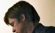Брэд Питт избавился от бороды
