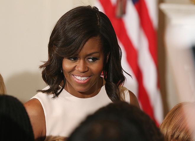 Мишель Обама, фото