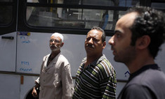 Египтянин открыл огонь в пассажирском автобусе, есть жертвы