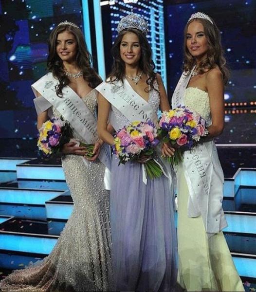 Юлиана Королькова из Оренбурга стала 1-й вице мисс Россия-2016