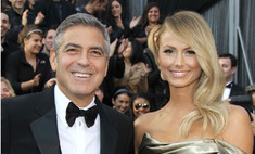 Джордж Клуни поссорился со Стейси Киблер