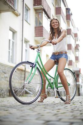 Где кататься на велосипеде в Самаре