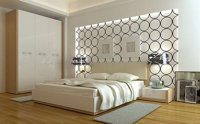 Белорусская мебель купить в Ростове-на-Дону, спальня «Леона»