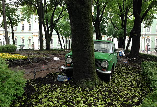 Manifesta в Петербурге