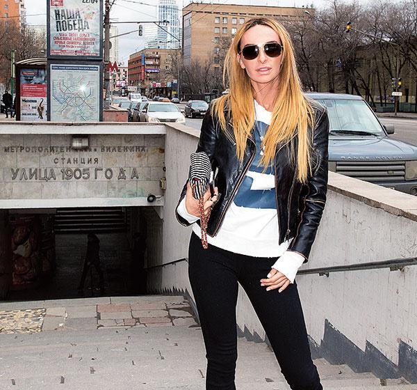 Екатерина Варнава объяснила, почему не спускается в метро