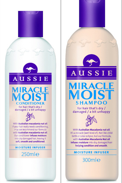 Aussie, Miracle Moist