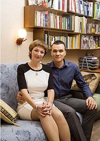 Юлия Кононова, Алексей Бахтов