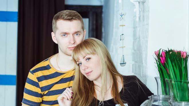 Мария и Дмитрий вместе почти полтора десятка лет!