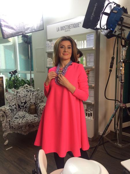 Жанна Бадоева теперь ведущая новой программы Битва салонов