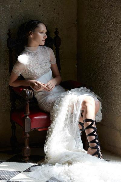 Лучшие коллекции Недели свадебной моды   галерея [4] фото [14]