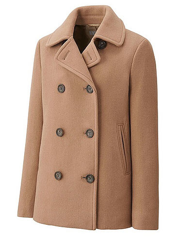Пальто Uniqlo, 2999 руб.