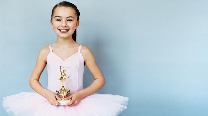 Когда ребенок – трофей