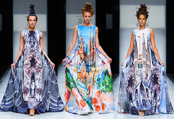 St. Petersburg Fashion Week SS 2015, Anna Ovchinnikova