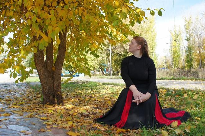 Осенний листопад Оренбург фото