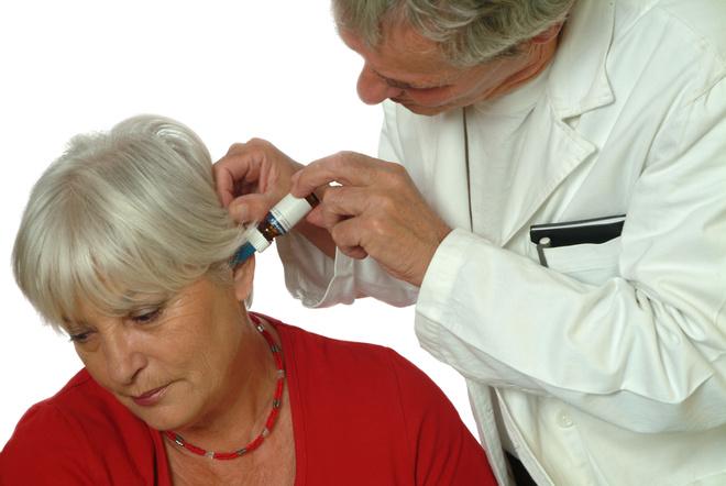 Лекарства для ушей