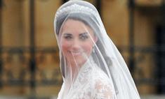 Свадебный наряд Миддлтон оказался в центре скандала