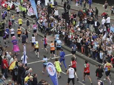 Террористы пытались взорвать участников марафона