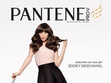 Зои Дешанель (Zooey Deschanel) по праву гордится своими роскошными волосами