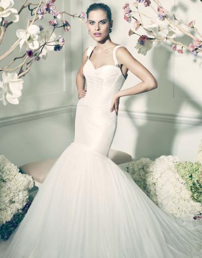 Свадебные платья 2014, фото