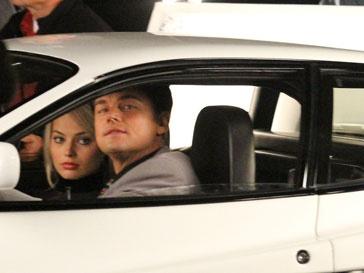 Леонардо ДиКаприо (Leonardo DiCaprio) и Марго Робби (Margot Robbie)