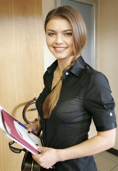 Алина Кабаева, новости